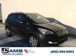 2014 Ford Escape Titantium 4WD 2.0L Ecoboost Moonroof Navigation