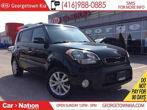 2013 Kia Soul 2U | HEATED SEATS | ALLOYS |  ONE OWNER ARRIVAL |