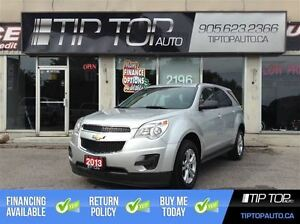2013 Chevrolet Equinox LS ** Bluetooth, Low Kms, Great Price **