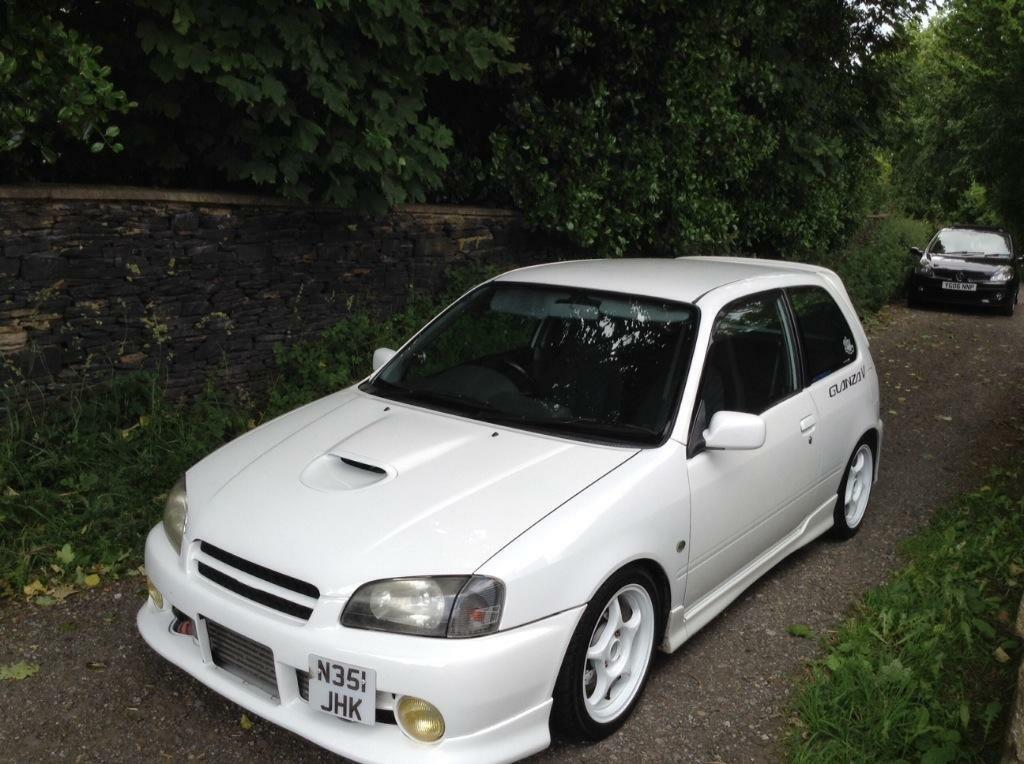 Toyota Glanza V Turbo In Huddersfield West Yorkshire