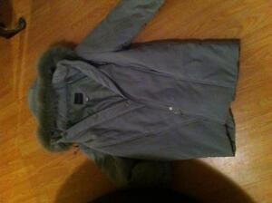Woman's winter jacket size L very comfy!