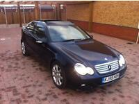 Mercedes C180 Kompressor Se Coupe 1 OWNER FROM NEW NO OFFERS