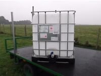 IBC Liquid containers - more available