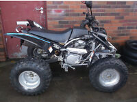 quadzilla 300 stinger 2014 road legal quad