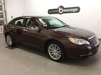 2012 Chrysler 200 LIMITED / CUIR/ BAS KILO. LEATHER / LOW MILEAG