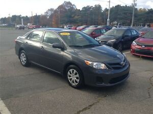2012 Toyota Corolla CE  EXTENDED WARRANTY  ONLY $118 BIWEEKLY WI