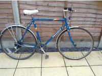 Vintage Peugeot Bicycle Gents' Ladies' Road Bike Retro Cycle Commuter
