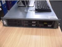Compaq Proliant DL380 Rack Mounted Server