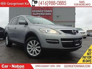 2008 Mazda CX-9 GS | SUNROOF | 3.7L V6 | CLEAN CARPROOF |