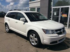 2009 Dodge Journey SXT:AWD, NAV, DVD, Backup Camera Edmonton Edmonton Area image 1