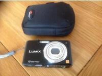 Panasonic LUMIX DC VARIO 12 Mega Pixels Digital pocket Camera.