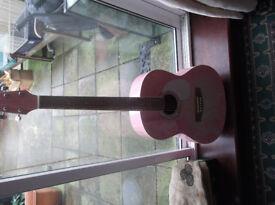 martin smith guitar w390 cb