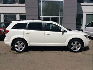 2009 Dodge Journey SXT:AWD, NAV, DVD, Backup Camera Edmonton Edmonton Area image 2