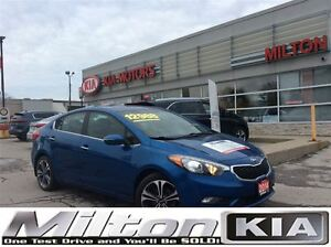 2014 Kia Forte 2.0L EX | SUNROOF | BACKUP CAMERA | HEATED SEATS