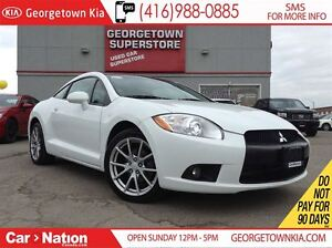 2012 Mitsubishi Eclipse GT-P | NAVI | SUNROOF | LEATHER |ONLY 69