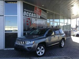 2011 Jeep Compass Sport/North 4WD