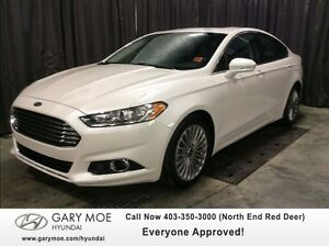2015 Ford Fusion Titanium AWD w/NAV Ad Special Now  $25,990