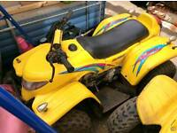 150CC QUAD JUST HAD SERVICE TODAY FULLY WORKING STARTS FIRST TIME