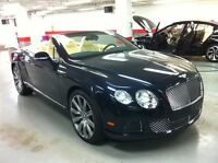 2014 Bentley Continental GTC W12