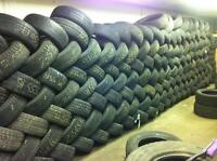 Tire Empire:Big Sale on Used Winter Tires(519-578-6132)