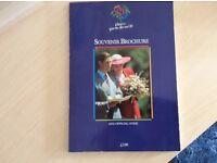GLASGOW GARDEN FESTIVAL 1988 SOUVENIR BROCHURE IN GOOD CONDITION