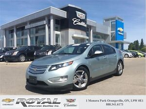 2013 Chevrolet Volt Electric HEATED LEATHER * PARK ASSIST