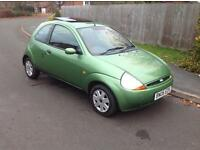 Ford KA (06) 56000 miles 2 owners