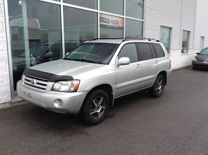 2005 Toyota Highlander V6**4X4**AUTOMATIQUE**MAGS**AIR CLIMATISE