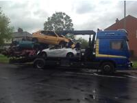 CARS wanted SCRAP/MOT failures or just want to sell