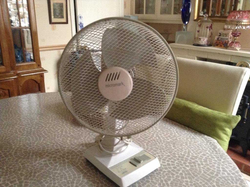 Gumtree Desk Fan : Micro mark desk fan in norwich norfolk gumtree
