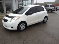 2007 Toyota Yaris LE GREAT STUDENT CAR--- GAS SAVER