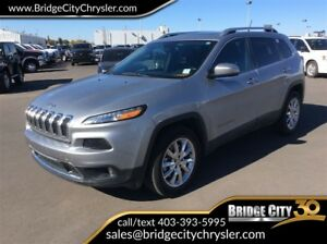 2014 Jeep Cherokee Limited *4x4*