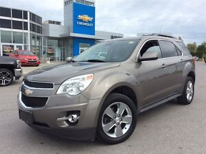 2012 Chevrolet Equinox LT | Bluetooth | Rear Cam | Sunroof | Chr