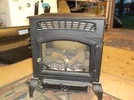 Burnley Gas Fire for mains gas