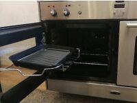 Rangemaster 120cm Double oven