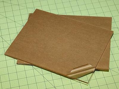 5 Five Sheets Clear Cell Cast Acrylic Plexiglass Lucite 3 12 X 12 X 14