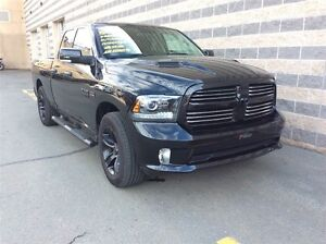 2016 Ram 1500 SPORT/SUNROOF/AIR RIDE SUSPENSION