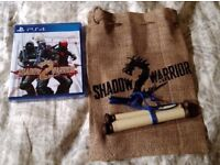 Shadow Warrior 2 / Strafe - PS4 - New - Rare physical editions - only 2000 copies