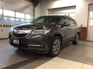 2014 Acura MDX Nav AWD - One owner - No Accidents!