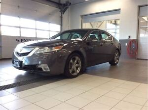 2011 Acura TL Technology - AWD - MINT!