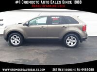 2013 Ford Edge Sunroof, Power Lift Gate