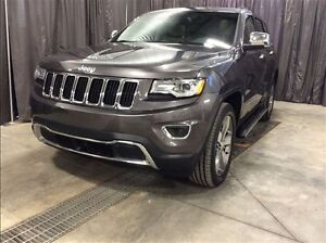 2016 Jeep Grand Cherokee Limited *Leather* *4x4* *Heated/Vented