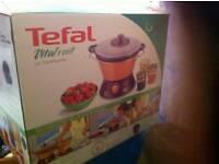 Tefal jam maker