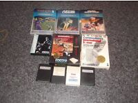 COMMODORE 64 CARTRIDGE GAMES