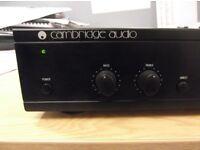Super 2x60 watt Cambridge Audio A5 hifi amplifier, great sound