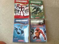 4 romans bionicle