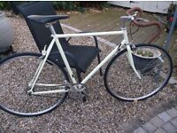 Cooper Reims Road Bike - Cream - Hardly Used - Perfect Condition