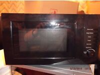 Second hand microwave oven