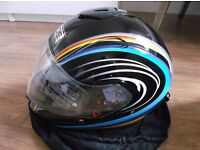 AGV MDS - NATURAL FORCES Motorbike Helmet / New / Unused / Boxed Size Large, Full Warranty.