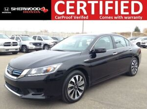 2015 Honda Accord Hybrid BLINDSPOT DISPLAY| BLUETOOTH| BACK CAM|